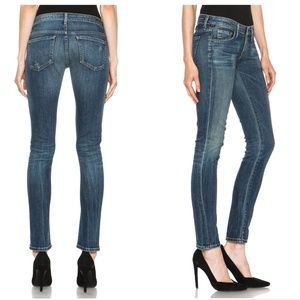Citizens of Humanity Racer Skinny Jeans Low Rise